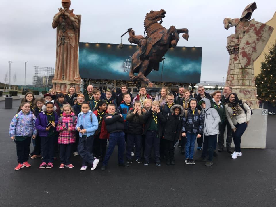 Monday Cubs go to Hogwarts January 2019